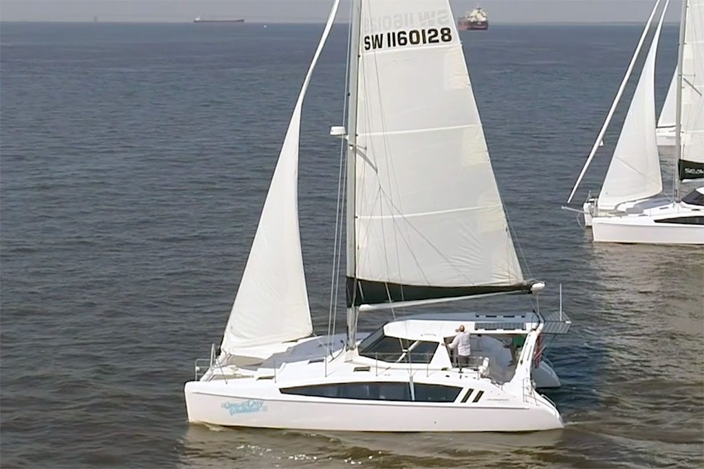 Seven Day Weekend Catamaran