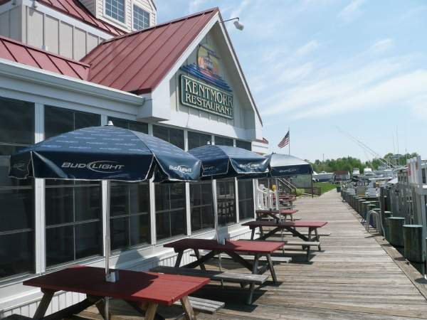 Kentmoor Restaurant Waterfront Dining by Boat