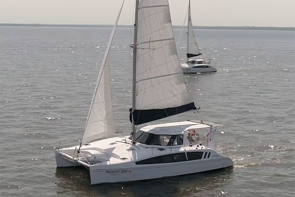 Go Slow Catamaran